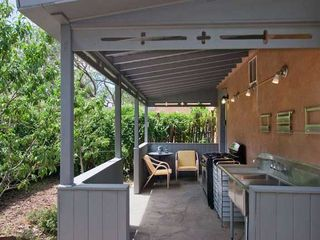 Santa Fe house photo - McKenzie Suite - Outdoor Kitchen