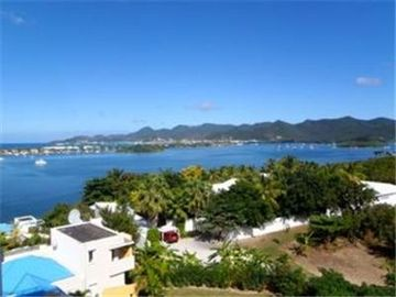 View of Marigot and Anguilla