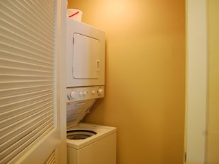 Winter Park condo photo - Condo has it's own washer and dryer so you can pack light.