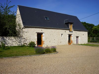 Peaceful house, with terrace , Reignac-sur-indre, Centre