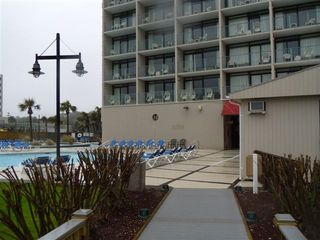 Condo-1st row, 2nd from left. - Sand Dunes condo vacation rental photo