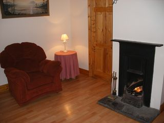 County Clare cottage photo - Mountshannon cottage living area