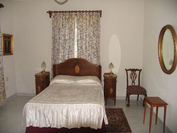 Principal room at Villa #1