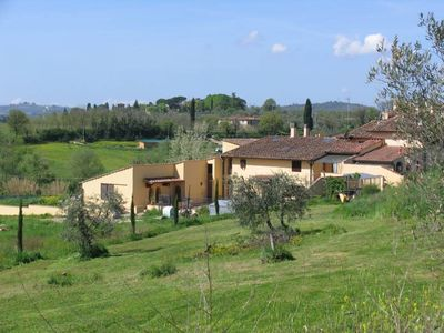 Villa, on the outskirts of Florence and 20 minutes from the Ponte Vecchio, with discounts record price