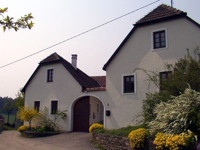 Holiday home at a farm in the Jauerling/ Wachau area