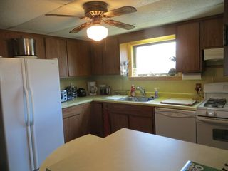 Point Judith house photo - Fully applianced kitchen, plus mini fridge under the counter.