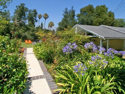 1/2 Acre of Landscaped Grounds