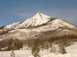 Steamboat Springs townhome photo - Hahns Peak in North Routt by Steamboat Lake 20 minutes from town.