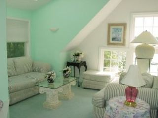 Moultonborough house photo - Loft Seating Area