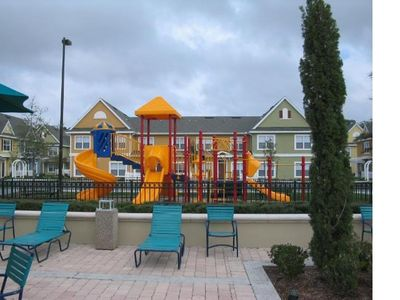Play Area at main clubhouse