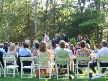 Wedding Ceremony - Glade
