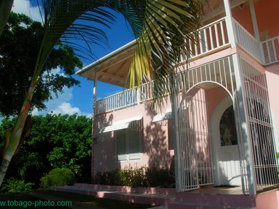Tobago villa rental - Welcome