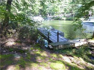 Tuftonboro cottage photo - Canoe and Canoe Dock