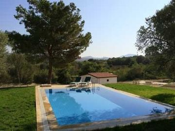 Cam Tepe Villa with Private pool & Garden