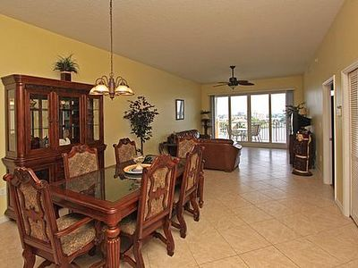 Clearwater Beach condo rental - Formal Dining Room