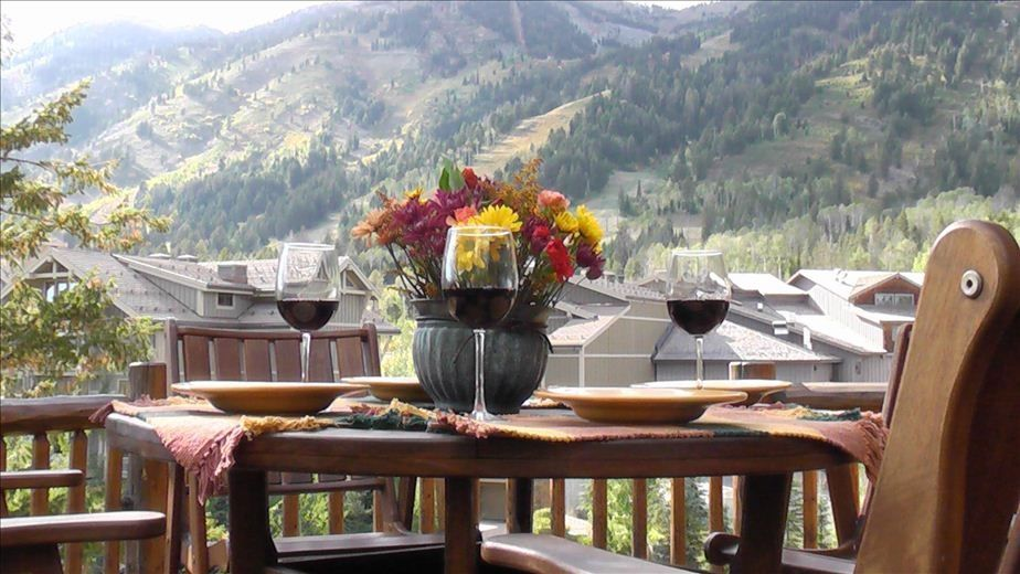 Vrbo for The deck jackson hole
