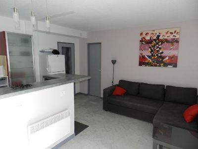 Apartment T2 2 star, 100m from the beach