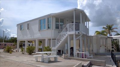 Stilted House in Venture Out unit 354 on the water