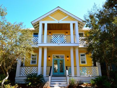 Barefoot at the Beach - Popular 4 Bedroom/3 Bath Seacrest Home!