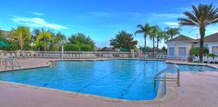 Windsor Palms villa photo - OLYMPIC SIZE CLUBHOUSE POOL