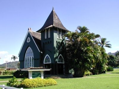 Wai'oli Church