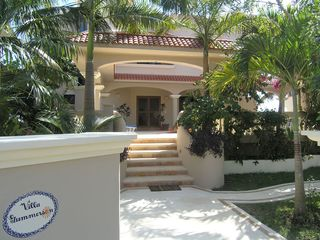Tulum villa photo - Front entrance