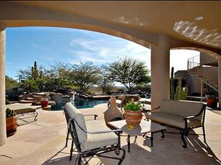 Scottsdale North estate photo - The weather is always great!