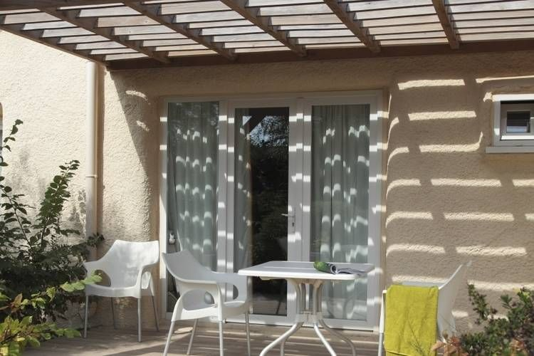 Accommodation near the beach, 21 square meters,