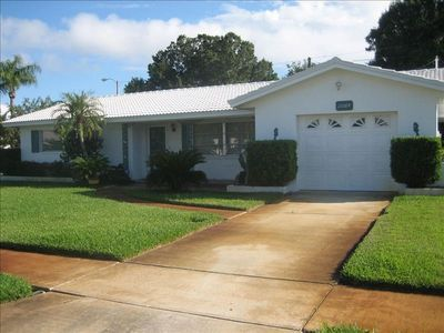 Welcome to a beautiful Florida home only 2 minutes to Gulf beaches!