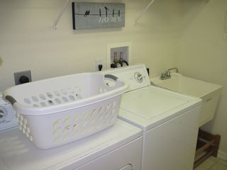 Rotonda West house photo - Laundry