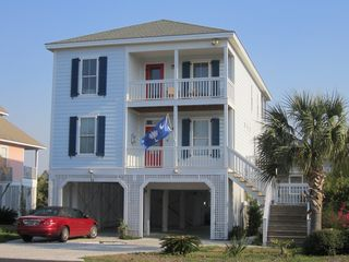Harbor Island house photo - Welcome to 11 Ebbtide Court!