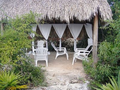 Private entrances to great snorkeling (Casa Delfin)