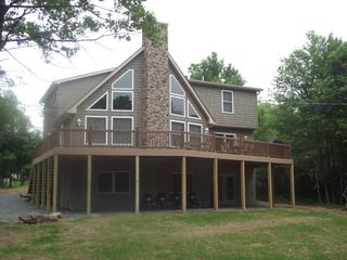 Albrightsville chalet photo