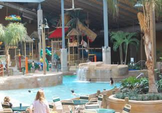 H2O Indoor water park 5 minutes from unit at the Galleria.