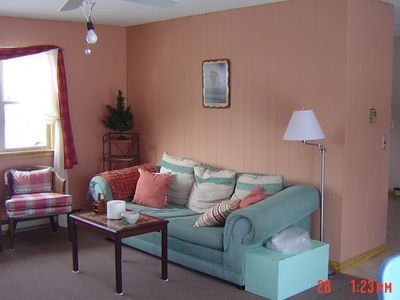 Ticonderoga house rental - Relax indoors