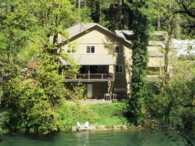 McKenzie River frontage-New!