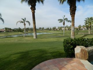 La Quinta house photo - View of the Jack Nicklaus Tournament golf course from the patio