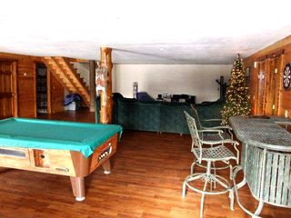 Ascutney cabin photo - Pool Table Bar