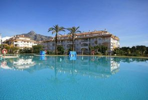 location appartement Marbella 2 Bedroom