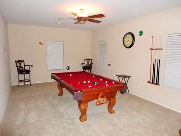 Queen Creek house rental - Biiliard Room