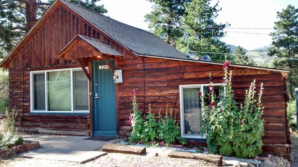 Cozy Cabin Steps From Rocky Mountain National Vrbo