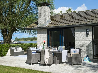 Bungalow (Sleeps 6):. At Amsterdam Leisure Lakes, 30 min. to city center!