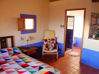 Cozy studio in a small, pretty village of Extremadura