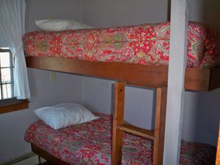 Madaket house photo - FBedroom #3, Twin Bunkbeds