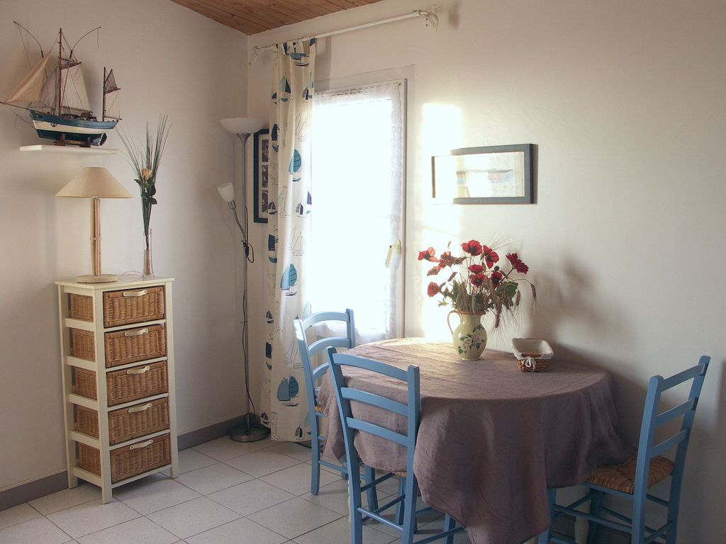 Holiday apartment, 25 square meters