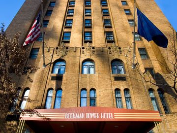 Midtown Manhattan hotel rental - .
