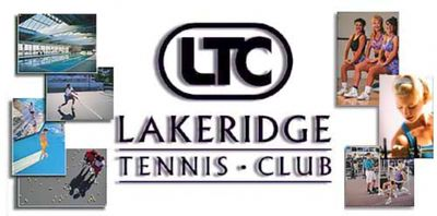 Lakeridge Tennis Club at the Club Lakeridge Resort