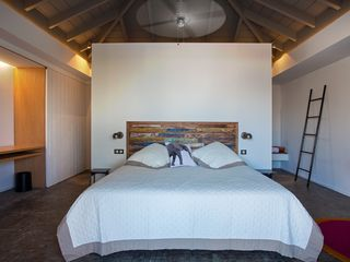 St Barthelemy villa photo - Villa Imagine - Luxury King Size Bedroom