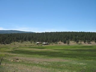 Angel Fire house photo - 'Elk Meadow' next to House.