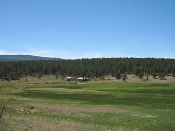 'Elk Meadow' next to House.